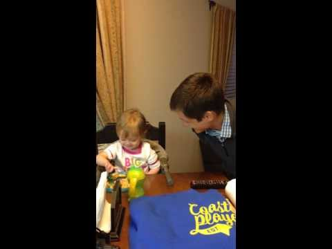 Surprise Daddy! video
