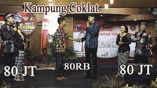 cak percil paling baru tadi malam kampung coklat 10 Januari 2019  from erna nana