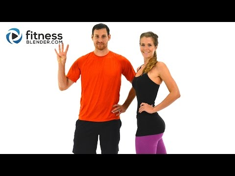 Day 4: Kickboxing & Yoga Workout - 5 Day Workout Challenge to Burn Fat & Build Lean Muscle