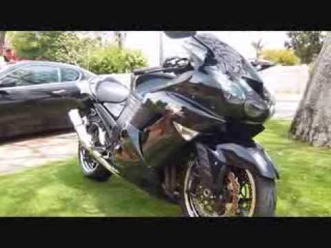 Kawasaki Ninja ZX-14 Video