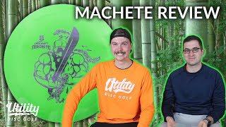 Discraft Machete | Disc Review