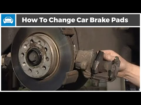 How To Change Car Brake Pads Youtube