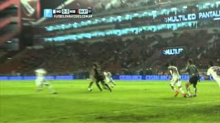 Enorme el Ruso. Independiente 0 - Newell's 0. Fecha 18. Primera 2014. FPT.
