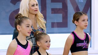 Quinn Sisters on Dance Moms