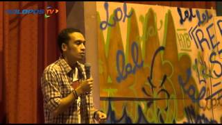 Stand Up Comedy: Abdur @ UNS Solo (Part 2)
