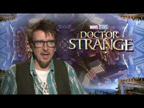 Doctor Strange Interview With Director Scott Derrickson
