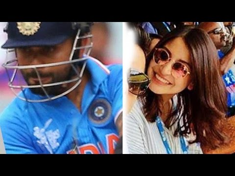 Snapped: Anushka Sharma In Sydney To Cheer Virat Kohli