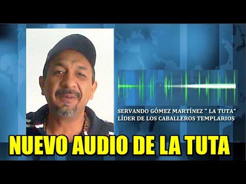 """Nuevo Audio de """"La Tuta"""" Líder de Los Caballeros Templarios"""