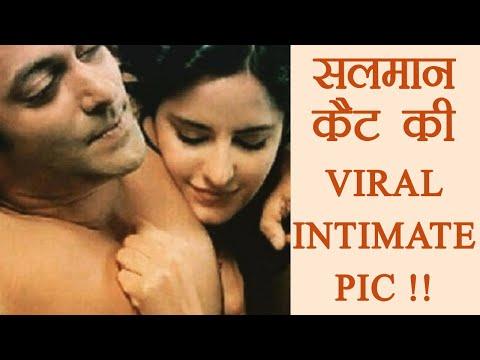 Salman Khan and Katrina Kaif ROMANTIC picture goes VIRAL; Watch   thumbnail