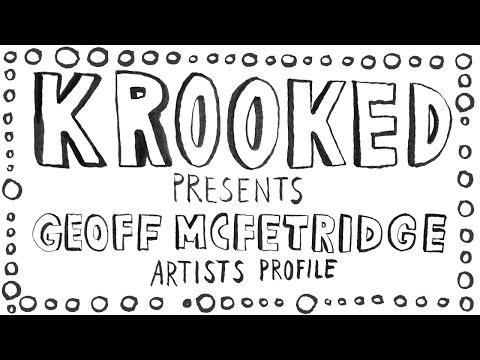 Geoff McFetridge: Krooked Guest Artist Profile