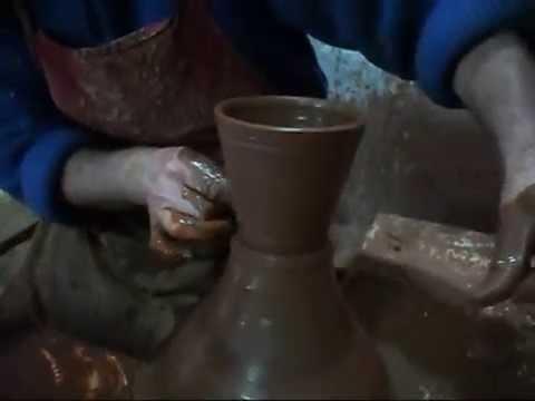 Como hacer tazas de ceramica
