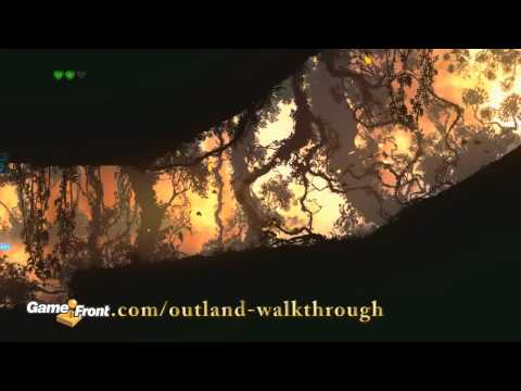 Outland Walkthrough – PT. 1 – Origins – Part 1 | PS3 | XBox 360