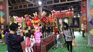 Hong Kong Exhibition - LEGO Chinese New Year Market