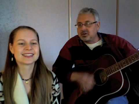My Dad is visiting and it's -40 outside, so we though we'd have some fun on YouTube! If anyone knows who wrote this song, please message me! Thus far: I have...