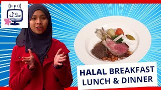 Halal Restaurant in Sendai : Serenity restaurant in Hotel Metropolitan Sendai