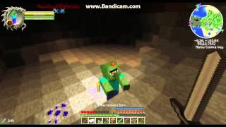 Minecraft with mods SDE2 #1 продолжаем