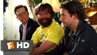 The Hangover Part III (2013) - Alan's Intervention Scene (2/9) | Movieclips