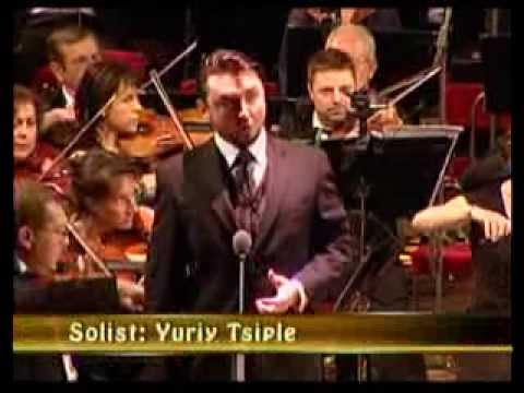 Yuriy Tsiple(baritone-)Jin Wang(conductor)Romanian National Radio Orchestra,Bucharest-2010
