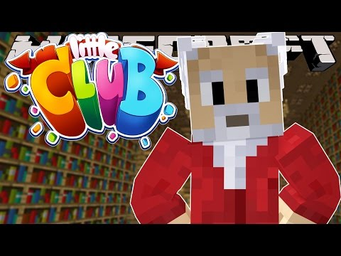 Minecraft Little Club Adventures - A BIG ANNOUNCEMENT!