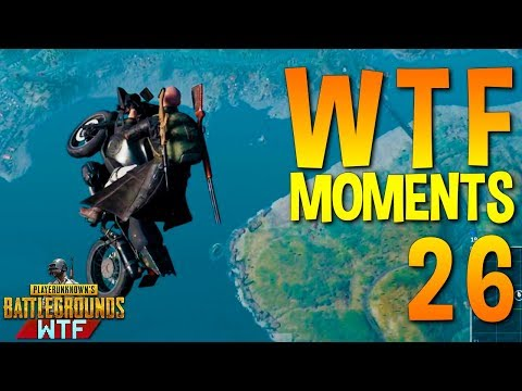 PUBG  WTF Funny Moments Highlights Ep 26 (playerunknown's battlegrounds Plays)