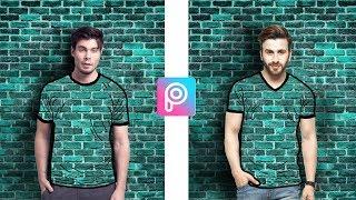 PicsArt Invisible Effect | Picsart Editing Tutorial | Picsart Editing New