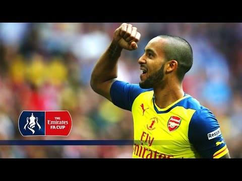 Arsenal's road to Wembley | Goals & Highlights