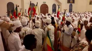 Ethiopian Orthodox Tewahedo Church  USE Sharja  Easter Holiday