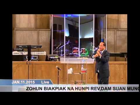 [FGATulsa]#1125#Jan 11,2015 Zomi Service (Pastor Mung Tawng)