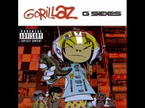 Gorillaz - The Sounder