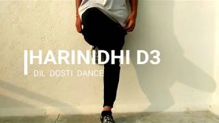 DIL DOOBA SONG DANCE COVER BY YARAB #HARINIDHI D3 (INSPIRED BY AJEESH KRISHNA )