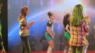 Disco in Euroclub 2 (Junior Eurovision Song Contest - Kyiv 2013)