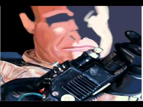 ghostbusters - speed painting