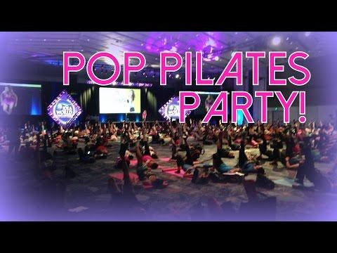 POP Pilates Party!