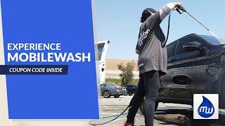 MobileWash - Mobile Car Wash