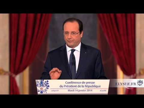 Hollande after secret affair claims: 'These are difficult moments'
