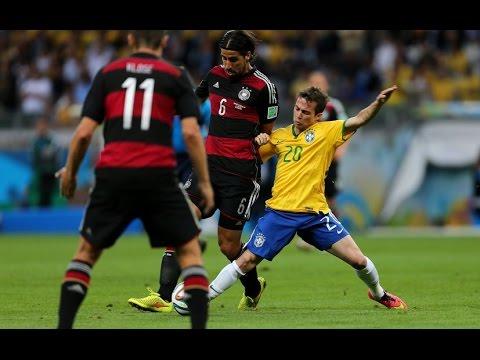 Partido Alemania Brasil GOLEADA HISTÓRICA Televisa deportes