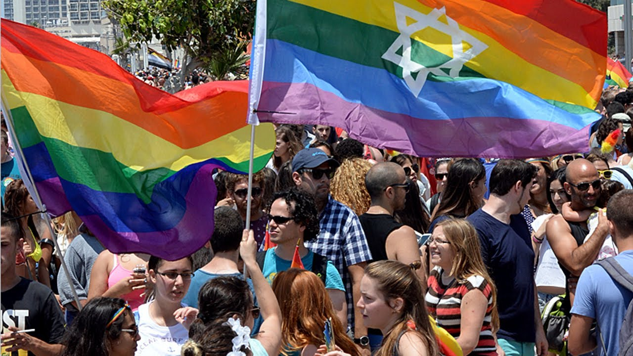 No Better Place to Celebrate Gay Pride Tel Aviv Gay