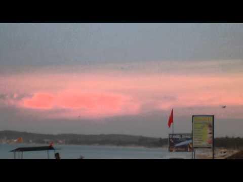Sun Set Nilaveli, Trincomalee with Elite Tours Sri Lanka