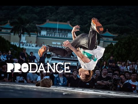 FINAL | Blond vs Taisuke | Red Bull BC One Asia Pacific Final 2014