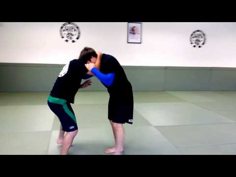 Wrestling Techniques - No Gi Takedowns - Sampa Brazilian Jiu Jitsu and Mixed Martial Arts Image 1