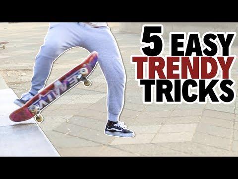 5 EASIEST TRENDY TRICKS *2019*