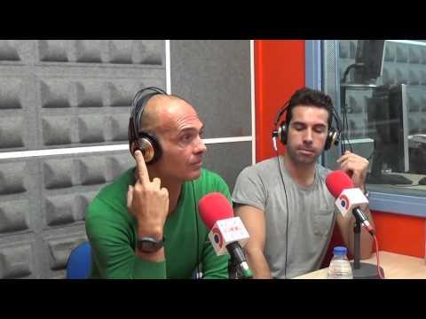 TOPDISCO RADIO - ENTREVISTA YOEL BARCELONA Y KRISTIAN CONDE - 27.10.2015