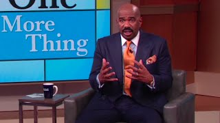 The only way to solve racism? || STEVE HARVEY