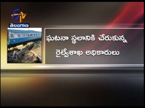 Kanyakumari–Bangalore Island Express Derails In Vellore, 10 Hurt