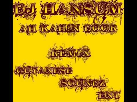 DJ HANSUM-Ah Kahin Door(challenge remix)