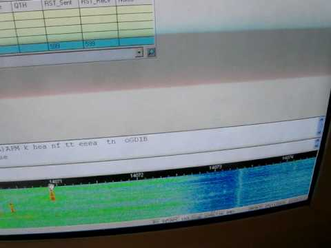 Ham Radio BPSK31 RTTY