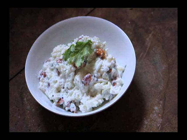 sddefault Yogurt Rice   By Hetal & Anuja