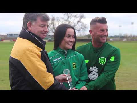 Niamh Farrelly named Continental Tyres WNL Player of the Month