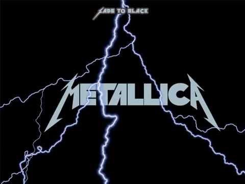 Metallica - Fade To Black Subtitulado video