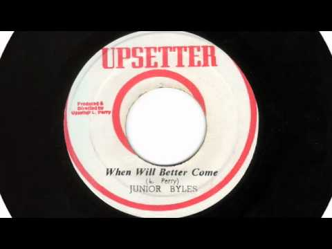 Junior Byles - Pitchy Patchy